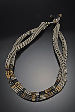 Timbuktu Necklace by Julie Powell (Beaded Necklace)