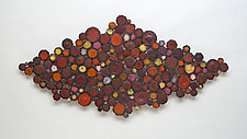 Big Red by Susan Madacsi (Metal Wall Art)