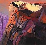 Yosemite Cliffs by Bruce Klein (Giclée Print)