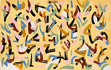 Reflex by Hal Mayforth (Giclee Print)