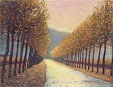 Napa Autumn by Ken Elliott (Giclee Print)