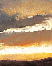 Cloud Fragment by Ken Elliott (Giclee Print)
