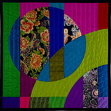 Etude 3 by Marilyn Henrion (Fiber Wall Hanging)