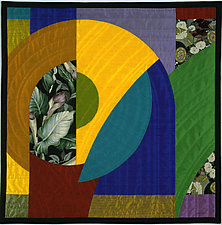 Etude 5 by Marilyn Henrion (Fiber Wall Hanging)