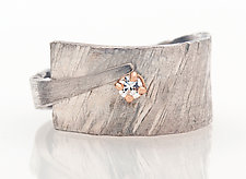 Forever 1 Ring by Dagmara Costello (Silver & Stone Ring)