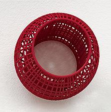 Cage Bangle by Maria  Eife (Nylon Bracelet)