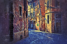 Roma #21v2 2011 by Mel Curtis (Color Photograph)