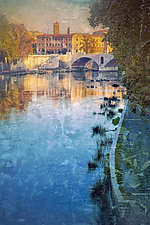 Roma #42v7 2010 by Mel Curtis (Color Photograph)