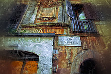 Roma #15v2 2011 by Mel Curtis (Color Photograph)