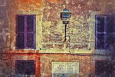 Roma #55v2 2011 by Mel Curtis (Color Photograph)