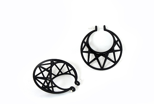 Star Cage Hoops