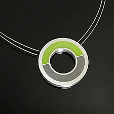 Harper Necklace II by Melissa Stiles (Resin Necklace)