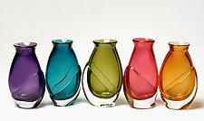 Little Dipper by Ed Branson (Art Glass Vase)