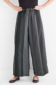 Striped Pant by Heydari  (Polyester Pant)