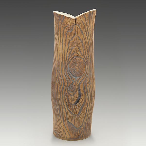 Tree Vase By Valerie Seaberg Ceramic Sculpture Artful Home