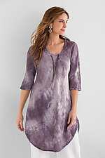 Lena Tunic by Cynthia Ashby  (Linen Tunic)