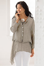 Little Jacket by Carol Turner  (Linen Jacket)