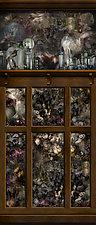 Craftsman Specimen Panel by Lisa A. Frank (Color Photograph)