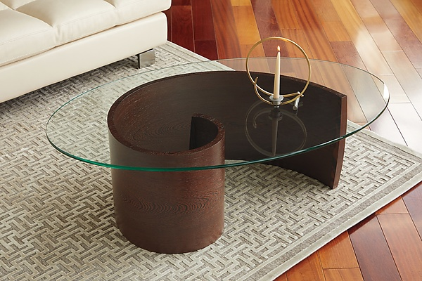 Spiral Coffee Table