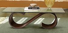 Infinity Table by Richard Judd (Wood Coffee Table)