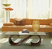 Infinity Table by Richard Judd (Wood Coffee Table)