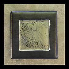 Filigree 580 by Doug Gillis (Art Glass Wall Art)