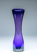 Small Simplicity Vase by Chris Mosey (Art Glass Vase)
