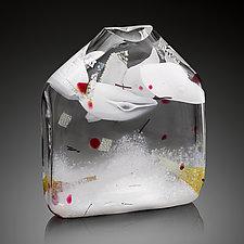 Thaw by Randi Solin (Art Glass Sculpture)