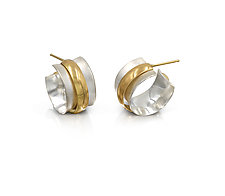 Silver and Gold Orbit Bead Jewelry Collection by Gabriel Ofiesh (Gold & Silver Jewelry)