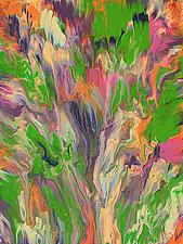 Let Go by Cassandra Tondro (Acrylic Painting)