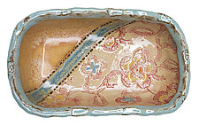 Esperanza Little Dish by Laurie Pollpeter Eskenazi (Ceramic Serving Dish)