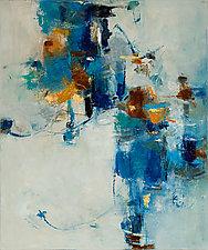 Shazam by Lela Kay (Oil Painting)
