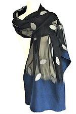 Cari Wrap by Elizabeth Rubidge (Silk and Wool Wrap)