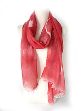 Wool Scarf by Yuh  Okano (Wool Scarf)