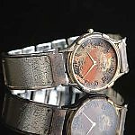 Minstrel Silver LT3 by Eduardo Milieris (Silver & Brass Watch)