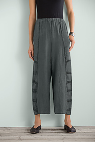 Trace Pant by Cynthia Ashby  (Linen Pant)
