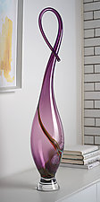 Fontana by Victor Chiarizia (Art Glass Sculpture)