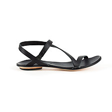 Minimalist Sandal by CYDWOQ  (Leather Sandal)