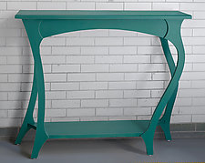 The Dancing Table by Vincent Leman (Wood Console Table)