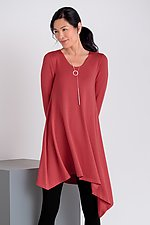 Maya Tunic by Lisa Bayne  (Knit Tunic)