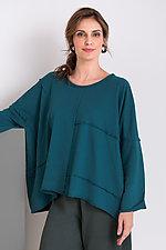 Boho Sweatshirt by Bodil Knighton  (Knit Top)