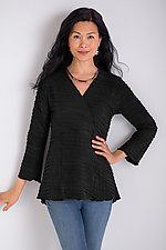 Fiore Surplice Top by Carol Turner  (Knit Top)