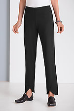 Jagged Straight Leg Pant by Spirithouse  (Knit Pant)