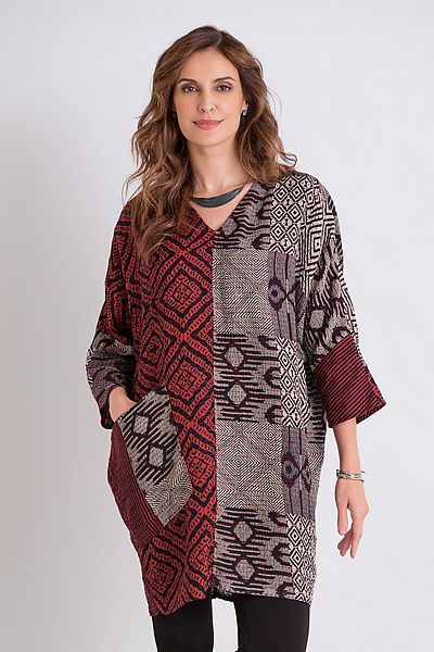 Barra Dolman Sleeve Tunic