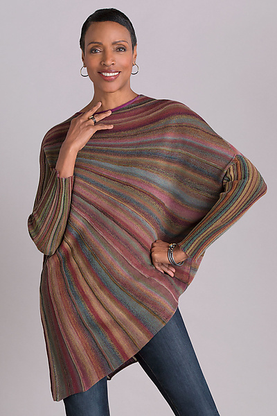 Color Wheel Sweater