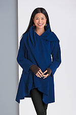 Enfold Jacket by Giselle Shepatin  (Fleece Jacket)