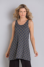 Dot A-Tank Tunic by Spirithouse  (Knit Tunic)