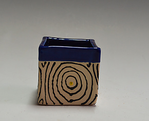 Optix Ikebana by Vaughan Nelson (Ceramic Vase)