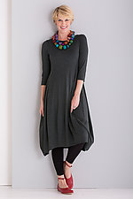 Kati Dress (Size XS) by Comfy USA  (Knit Dress)
