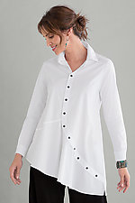 Kendall Shirt by Comfy USA  (Woven Top)